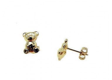 Earring Teddy Bear