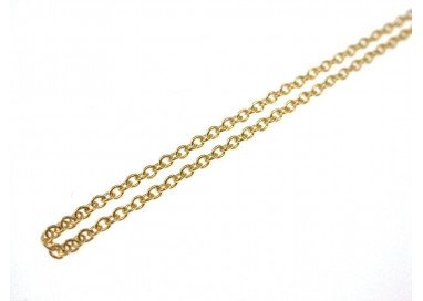Necklace Rolottina Yellow Gold