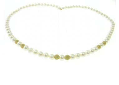 Pearl Necklace 2x3