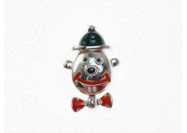 Clown Pendant