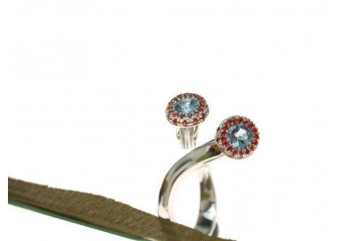 Stems Ring Multicolor