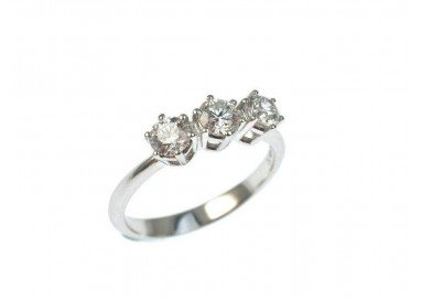 Classic Trilogy 0.80 ct
